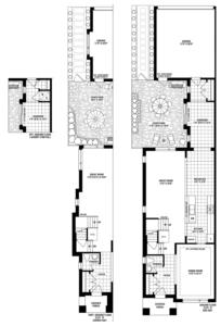 Promenade (End) Floorplan 1