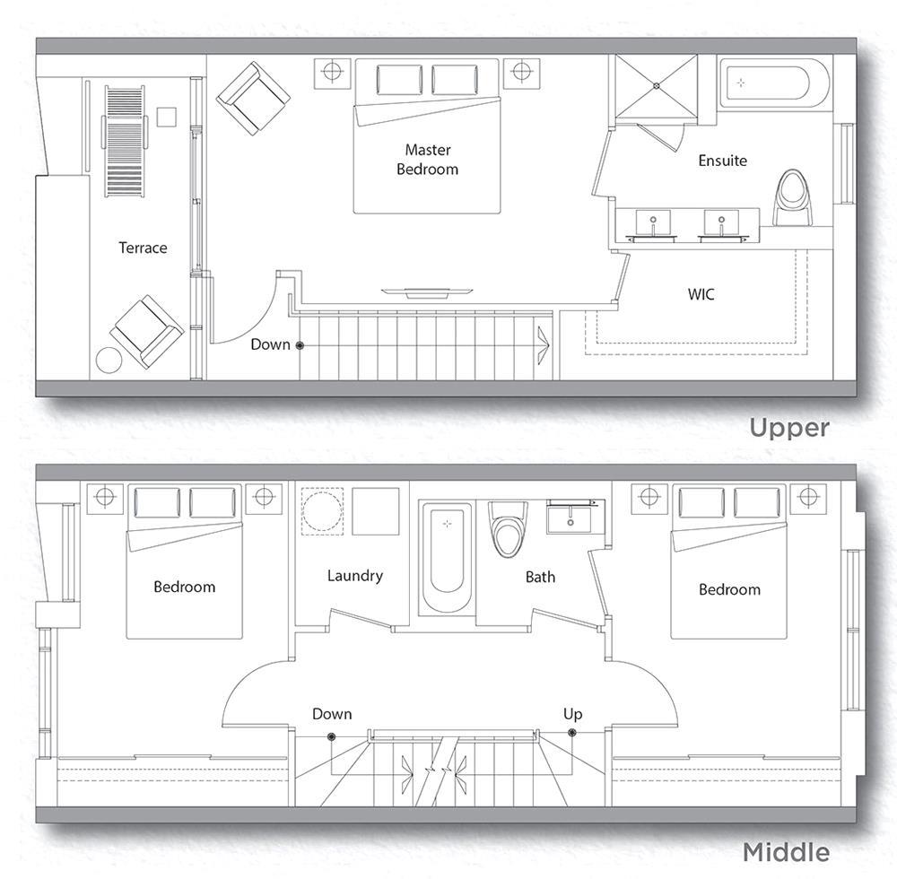 Villa 107 Floorplan 2