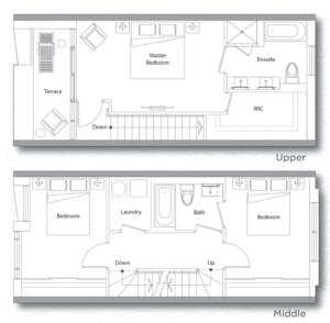Villa 107 Floorplan 2