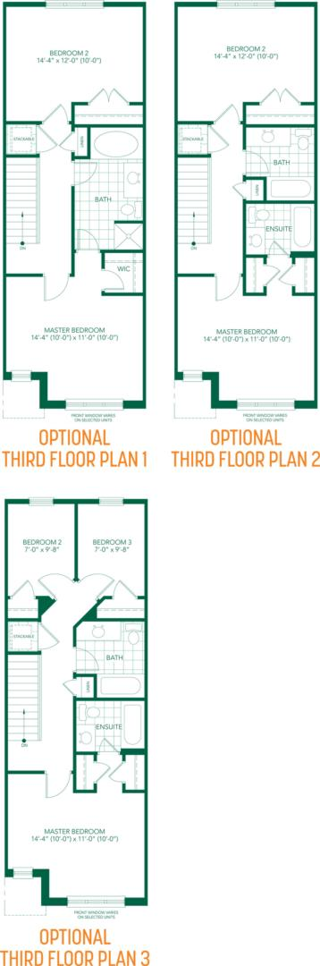 The Orchid Floorplan 4