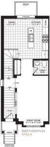The Breton End Floorplan 2