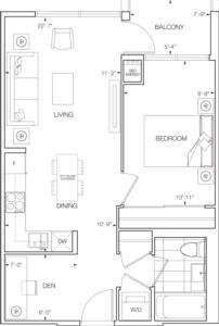 Bovey Floorplan 1