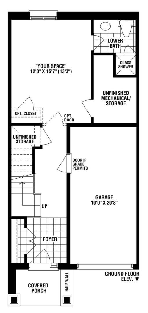 Elm Floorplan 1