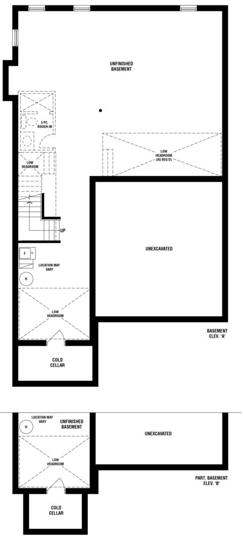 Bronte Creek Floorplan 3
