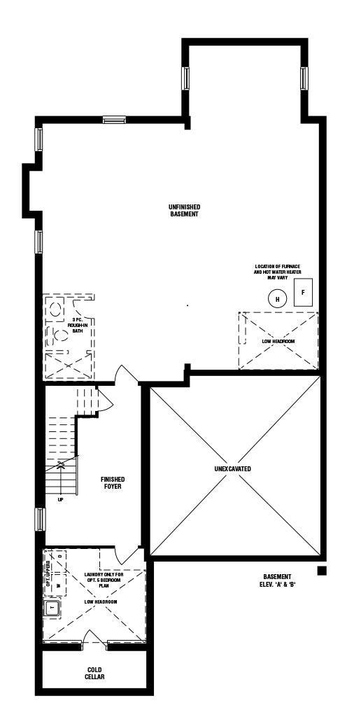 Knight (A) Floorplan 3