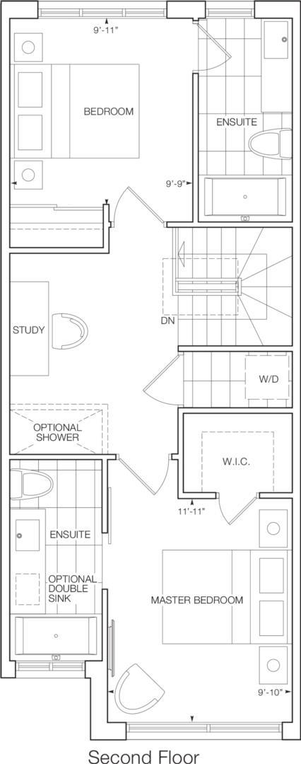 Kensington Floorplan 3