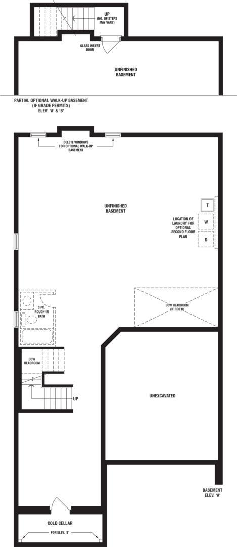 Rosedale Floorplan 3