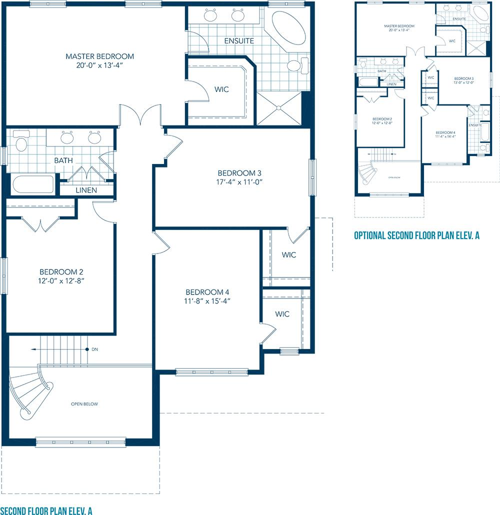Ridgemont Floorplan 2
