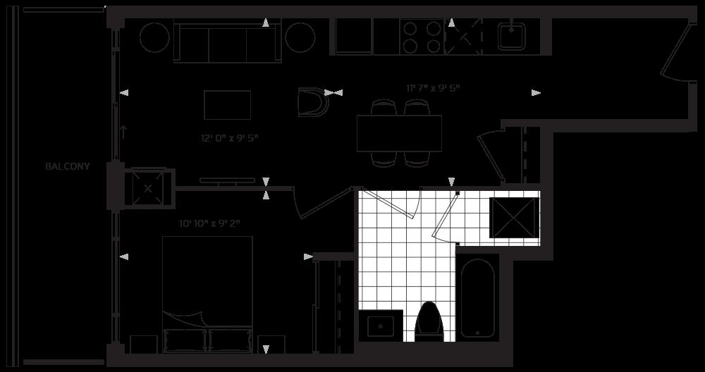 B2 | 11 Floorplan 1