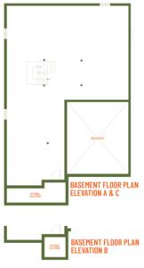 The Castle Floorplan 3