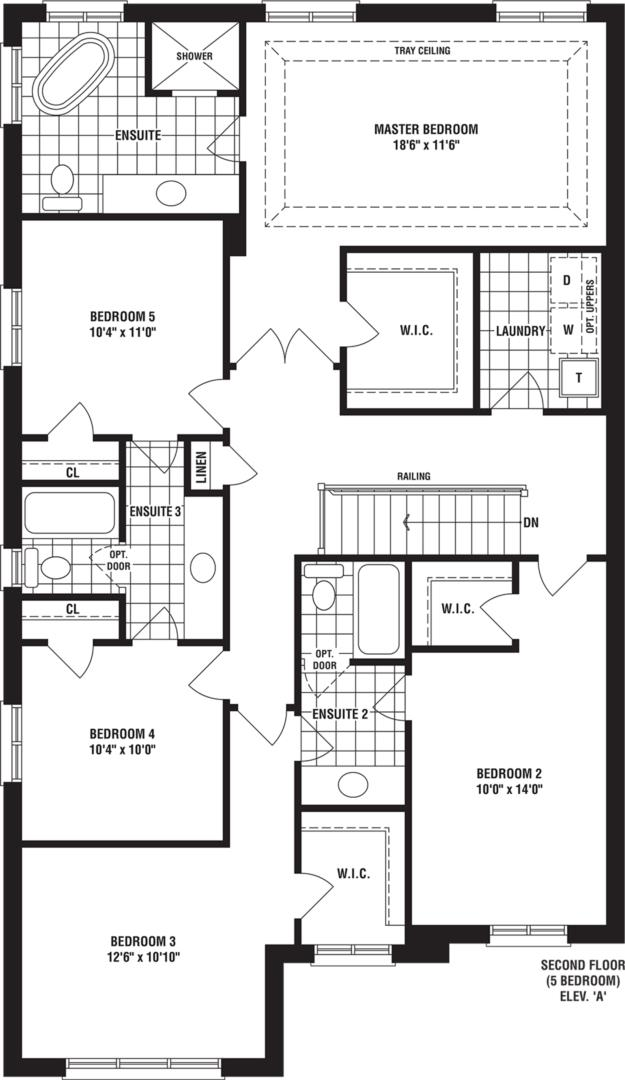 Glendale Floorplan 2