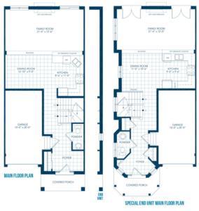 62 Cittadella Boulevard Floorplan 1