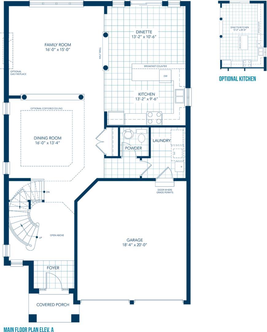 Tivoli Floorplan 1