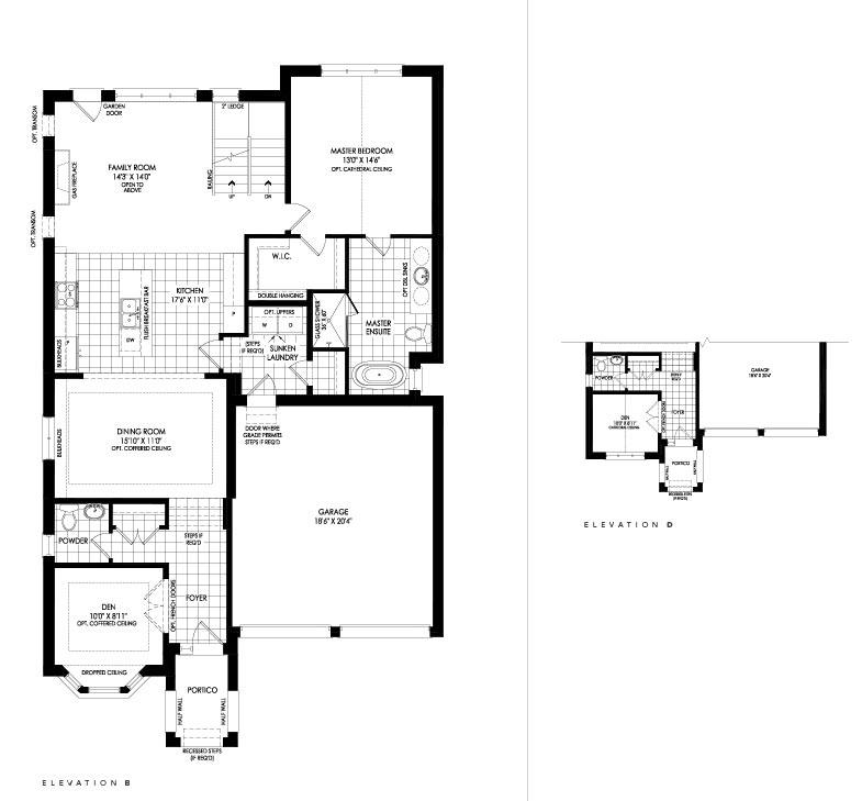 Belmont Floorplan 1