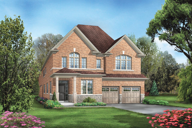 Upper Valleylands in Brampton by Fieldgate Homes
