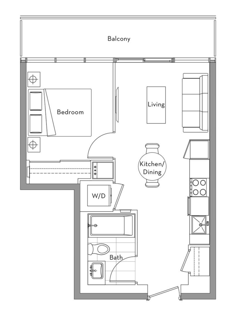 The 360 Collection - 007 Floorplan 1