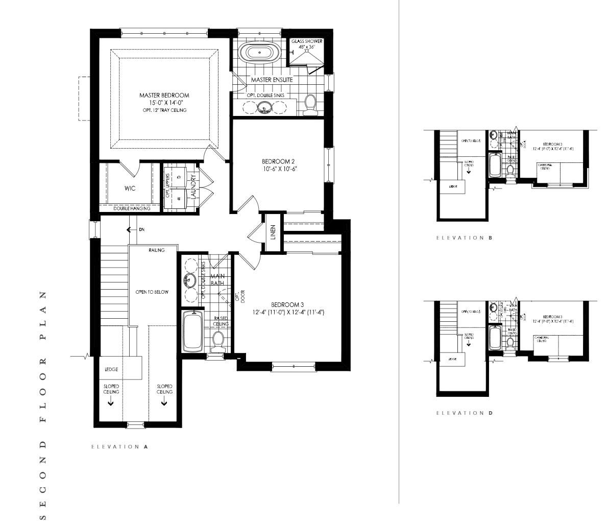 Lot 104 - Havelock B Floorplan 2