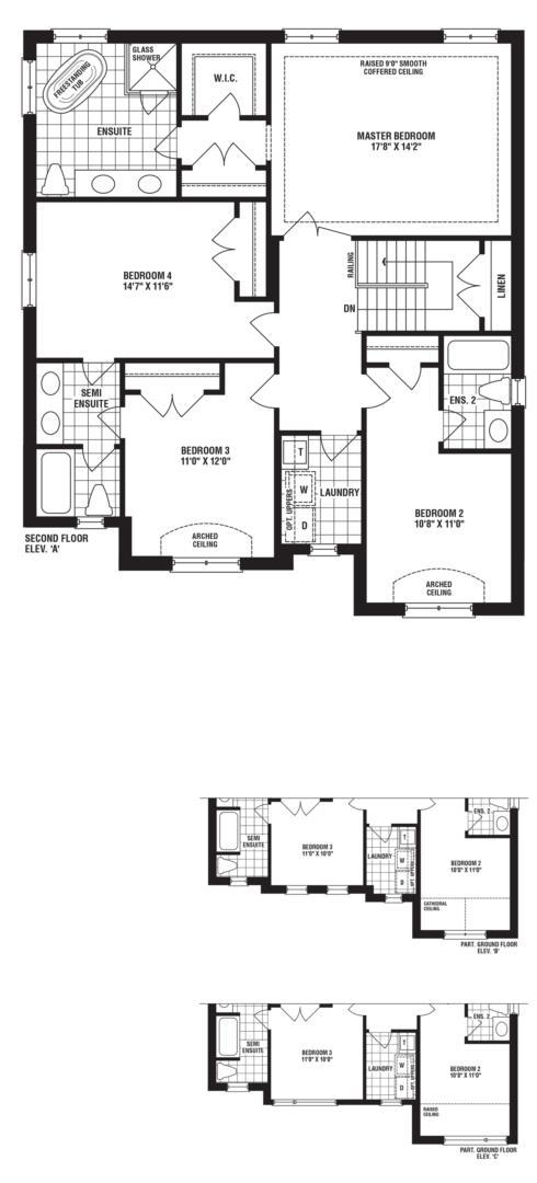 Glimmering Floorplan 2