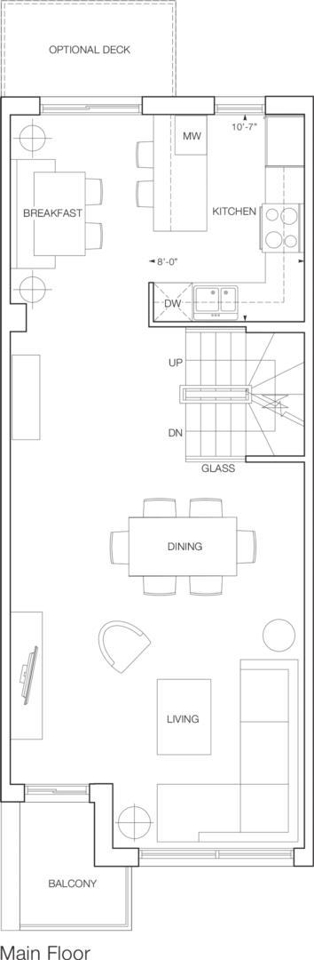 Kensington Floorplan 2