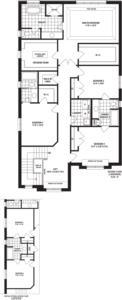 Caledon Floorplan 1