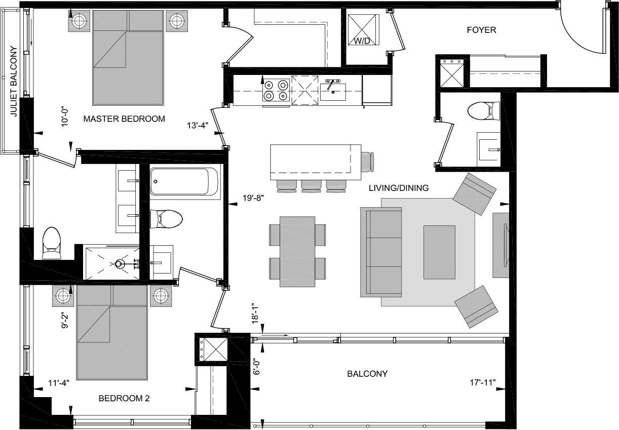 FMS2W-W Floorplan 1