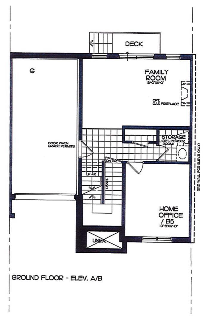 25 Oliana Way Floorplan 1