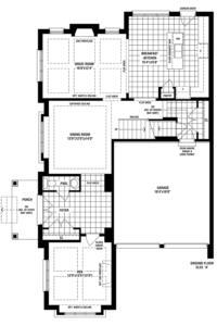 Bluebell Floorplan 1
