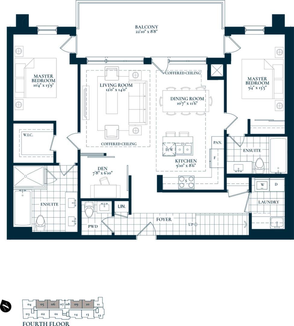 Royal Floorplan 1