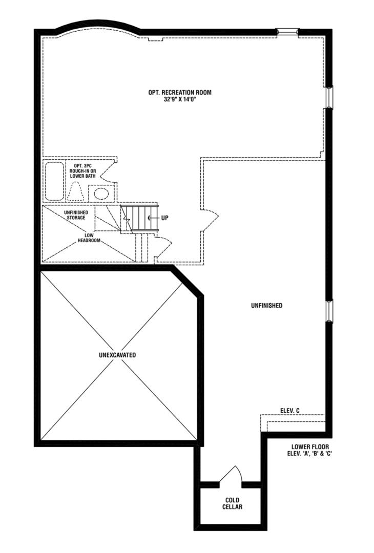 Rollingwood Lot 404 Floorplan 3