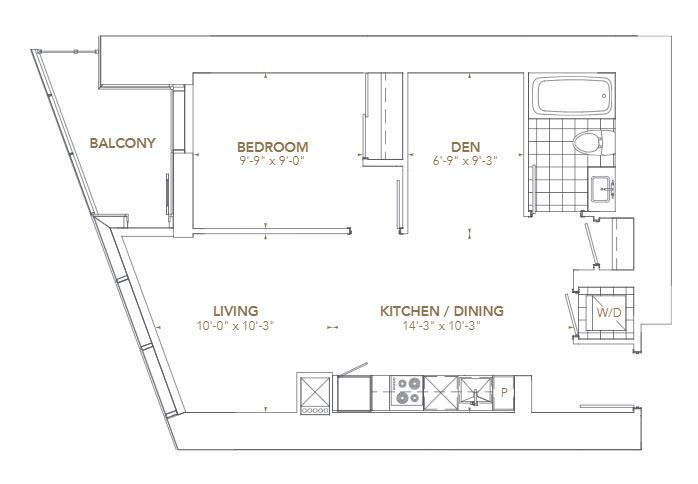 Residence 05 Floorplan 1