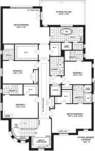 Silver Creek Floorplan 3