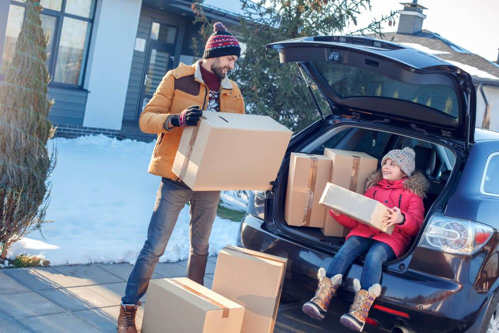 Moving during winter doesn't have to be a nightmare Image