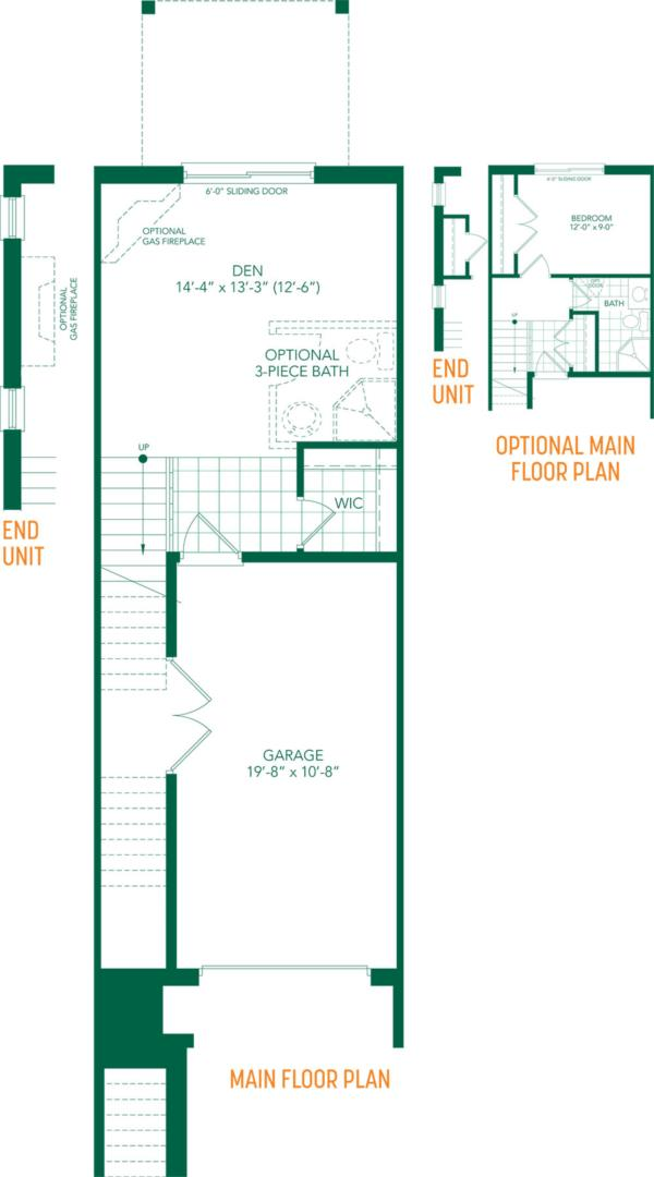 The Orchid Floorplan 1