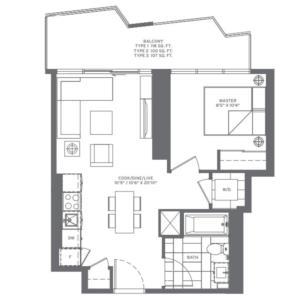1-A Floorplan 1