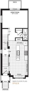 The Hampton End Floorplan 2