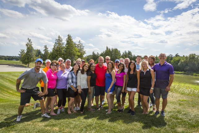 Kylemore hosts their 9th Annual Charity Golf Tournament in Markham Image