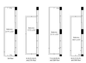 1E+D Floorplan 2