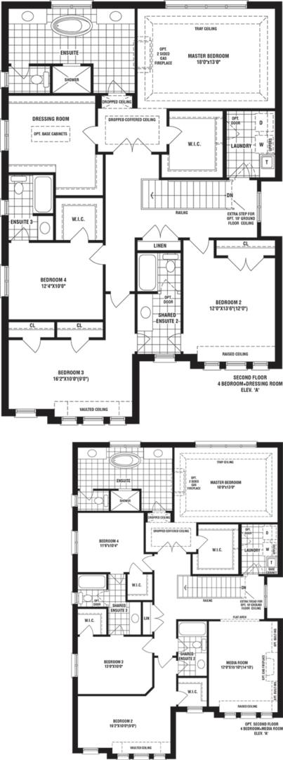Tulip B Floorplan 2