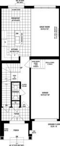 Coriander A Floorplan 1