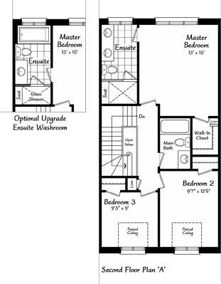 The Belevedere 2 Floorplan 2