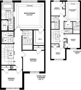 Coriander A Floorplan 2