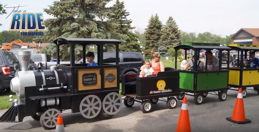 Take a Ride for MacKids, hosted by Reid's Heritage Homes