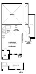 Veranda End Floorplan 4