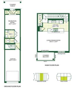 The Tribeca II B, Annex