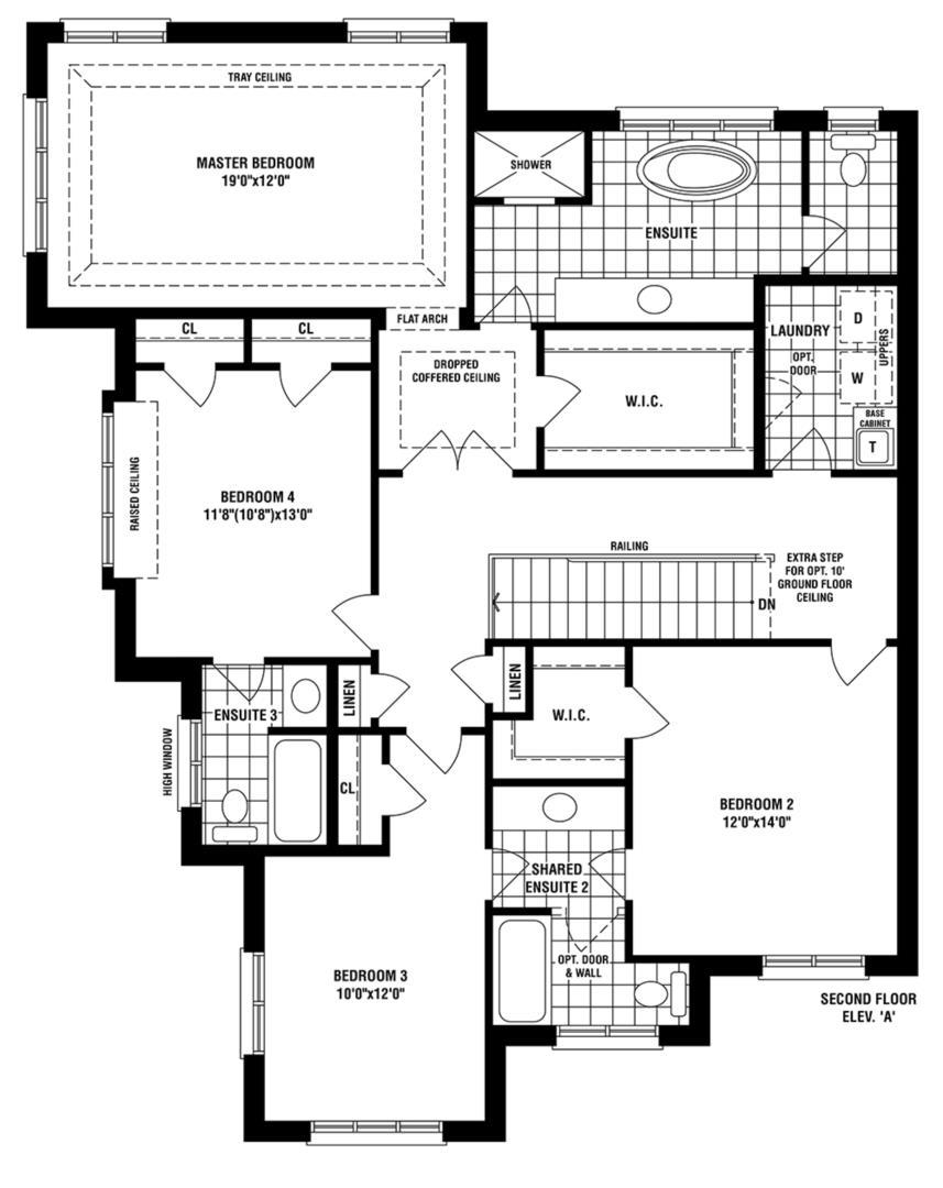 Trillium Floorplan 2