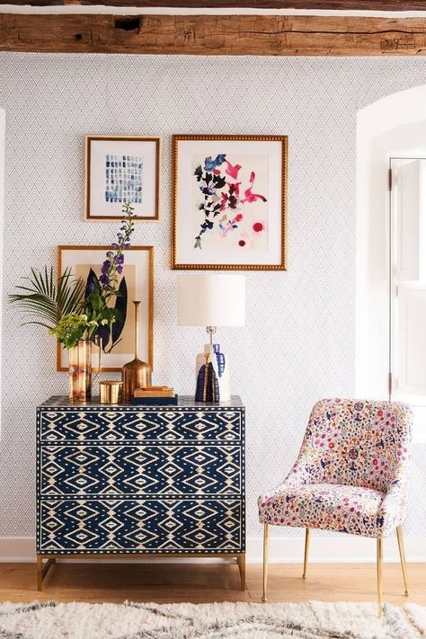 Spring home decor patterns