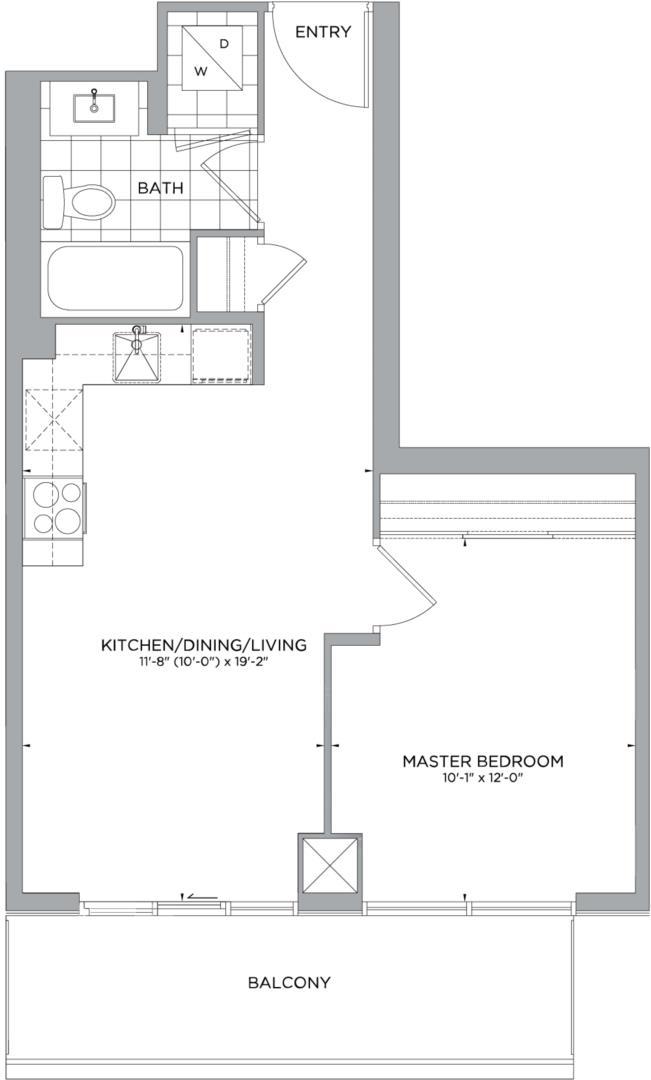 A-511 Floorplan 1
