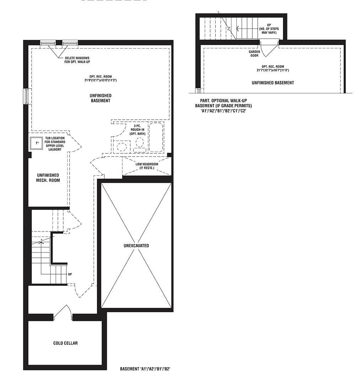 Carnation Floorplan 4