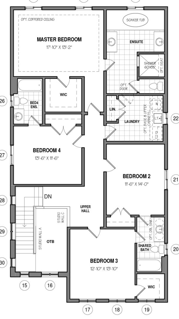 The Dawn A Floorplan 2