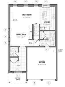 The Rahi B Floorplan 1